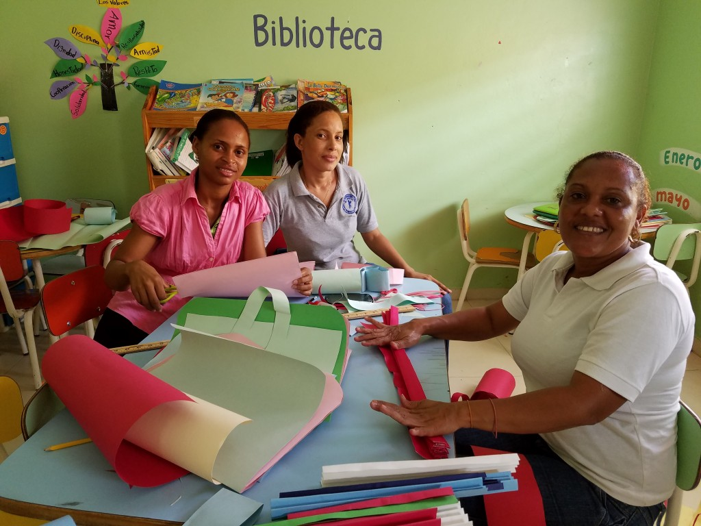 World Vision Pre-School Teachers