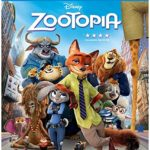 Zootopia DVD Giveaway