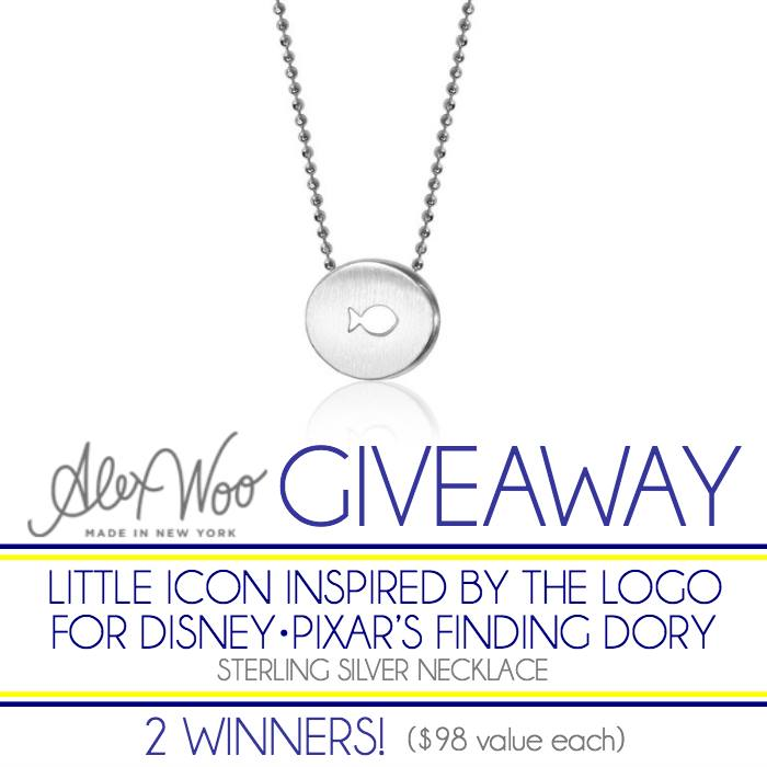 Alex Woo Finding Dory Necklace Giveaway