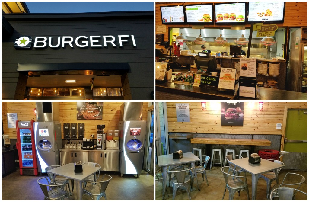 BurgerFi Collage