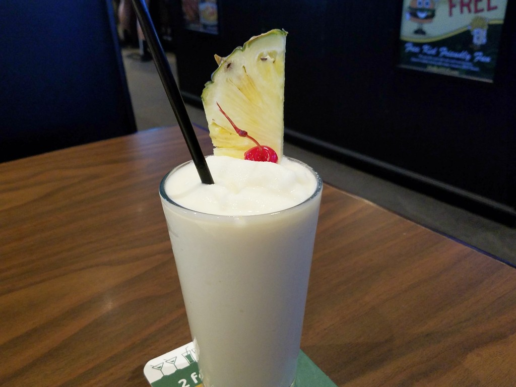 Duffy's Sports Grill Virgin Pina Colada