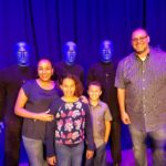 Meeting the Blue Man Group Was Pretty Awesome!