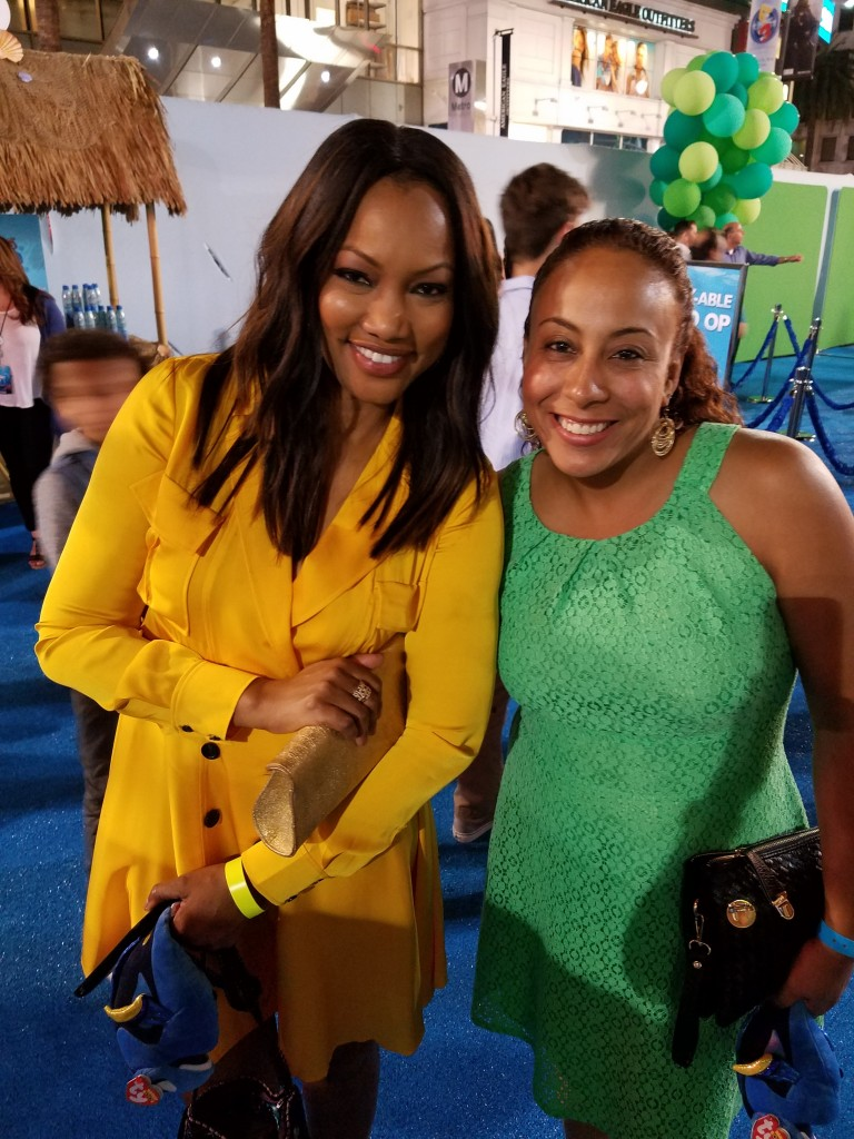 Garcelle Beauvais and Leanette Fernandez