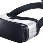Escape to a virtual world with a Samsung Gear VR