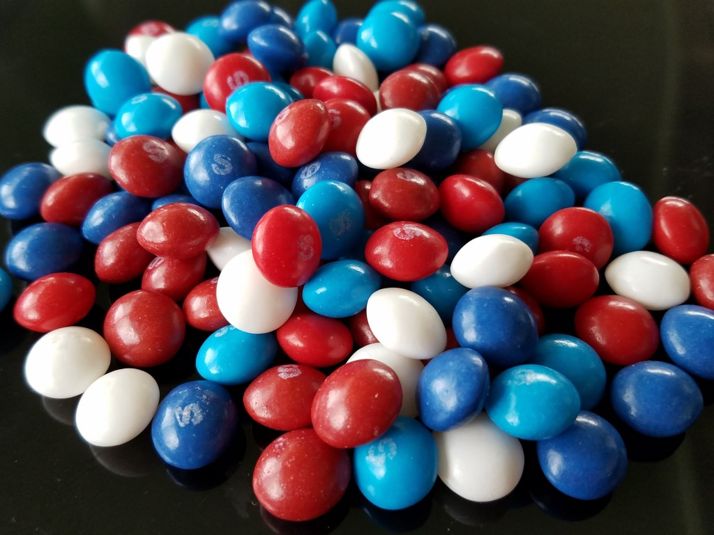 Special Edition Skittles America mix