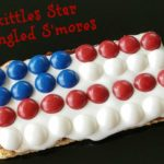 Skittles Star Spangled S'mores