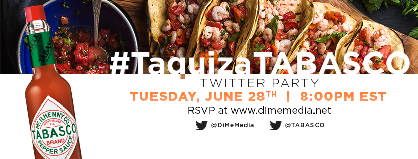 TABASCO® #TaquizaTABASCO Twitter Party