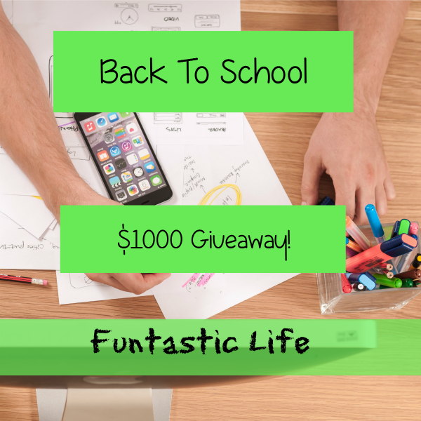 Back to School 2016 Giveaway