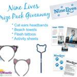 Nine Lives Prize Pack Giveaway