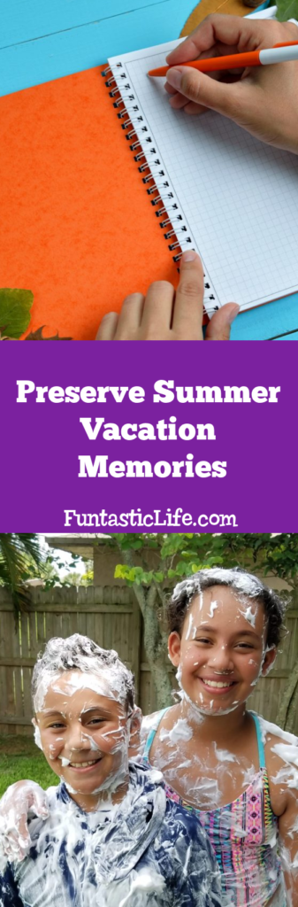 Summer Vacation Memories