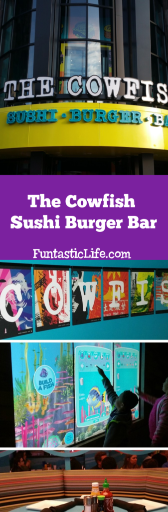 Cowfish Sushi Burger Bar