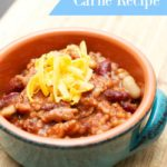 Easy Chili Con Carne Recipe