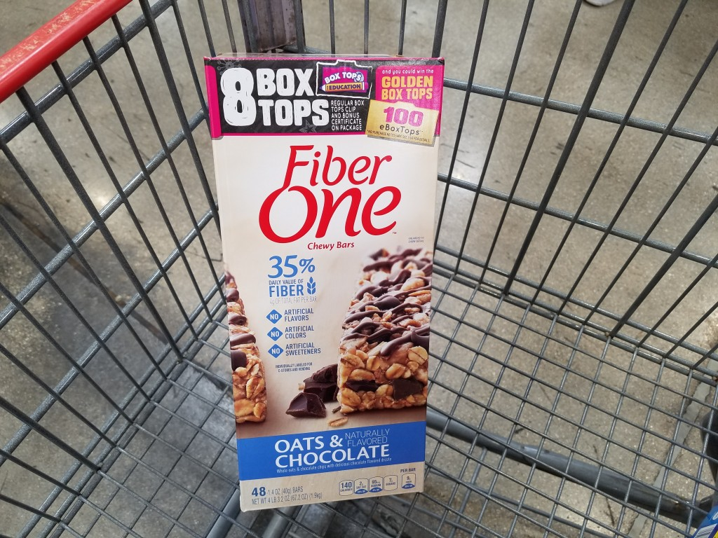 Fiber One Oats & Chocolate at Costco