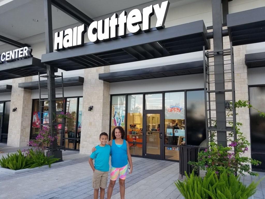 Hair Cuttery Haircut 2016