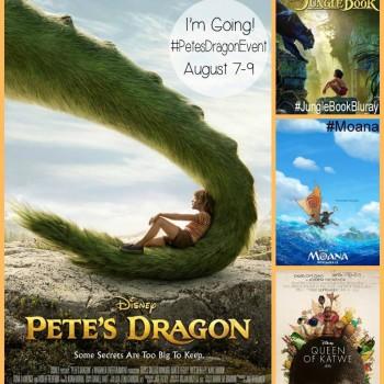 Pete's Dragon Adventures Await Me In LA