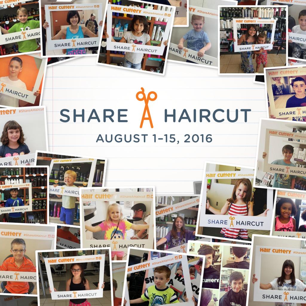 Share-a-Haircut 2016