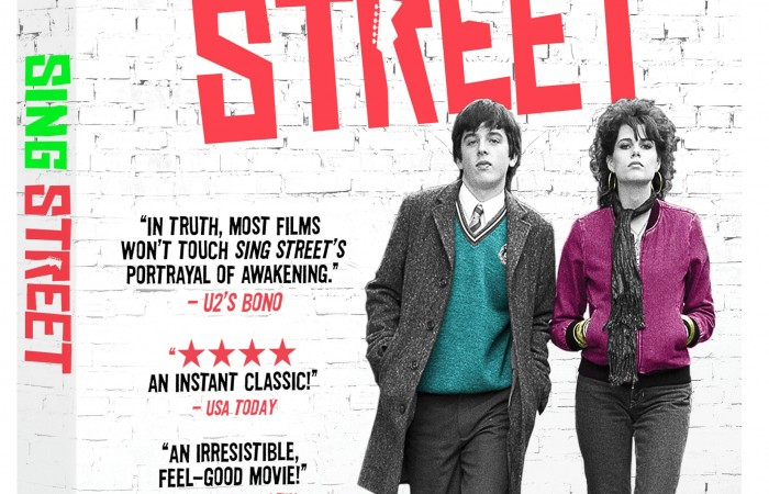 Sing Street DVD & $50 iTunes Gift Card Giveaway