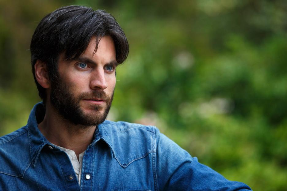 Wes Bentley as Jack in Pete's Dragon