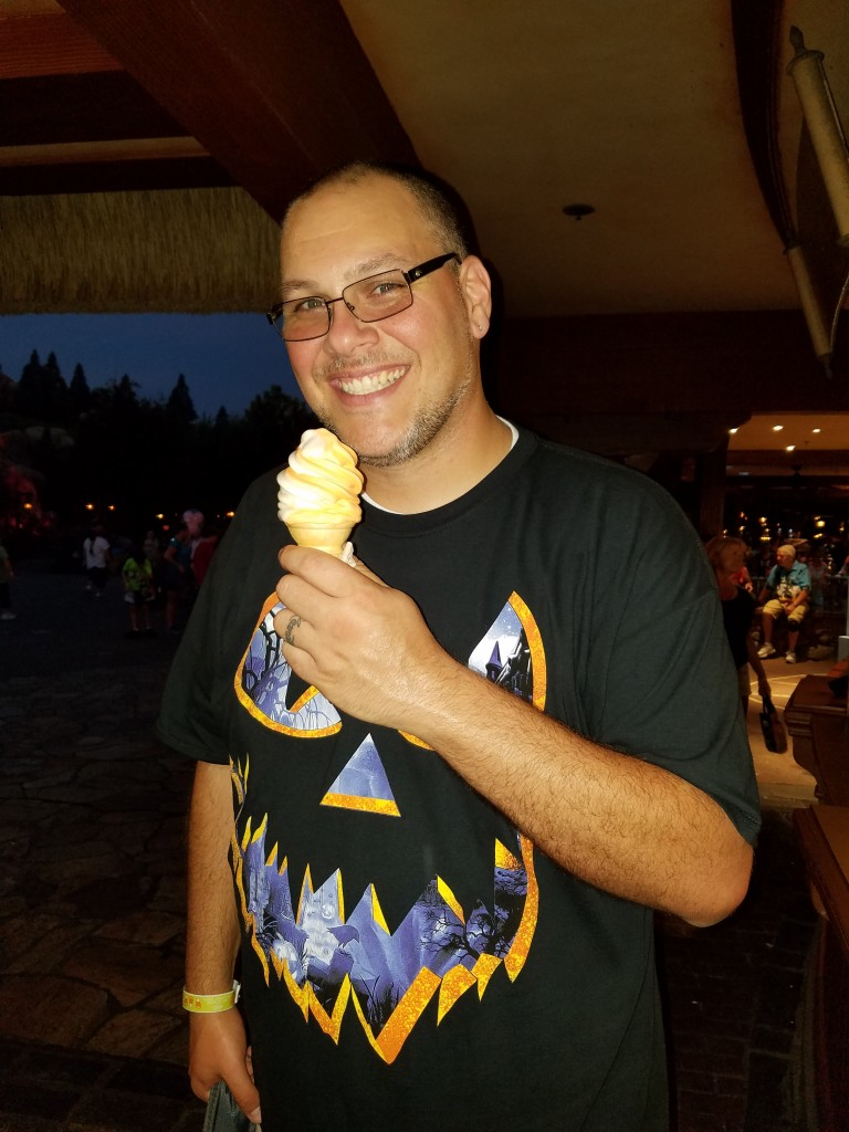 cady-corn-soft-serve-at-mickeys-not-so-scary-halloween-party