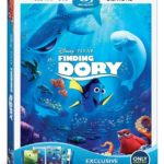 Finding Dory Blu-ray Features