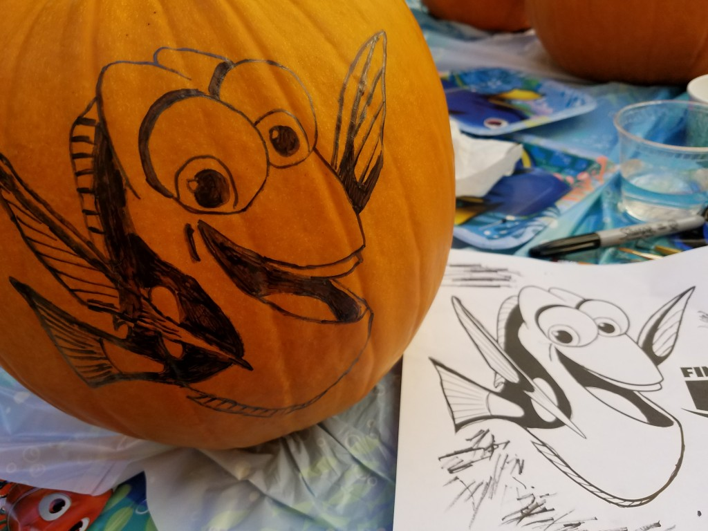 finding-dory-halloween-pumpkin-carving-step-2