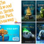 The Lockwood & Co. Series Prize Pack Giveaway ($50 Visa Gift Card)