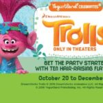 Trolls Inspired Yogurtland Giveaway