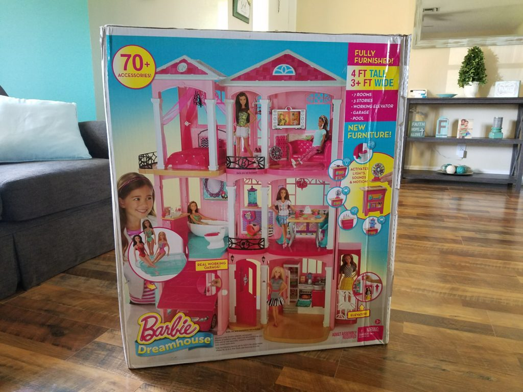 Barbie Bedroom In A Box: 4 Reasons To Love The Barbie® Dreamhouse®