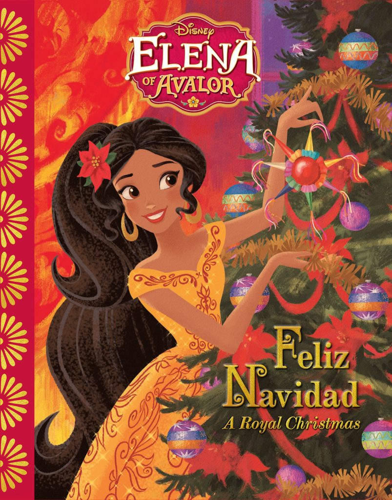 elena-of-avalor-feliz-navidad-a-royal-christmas-cover