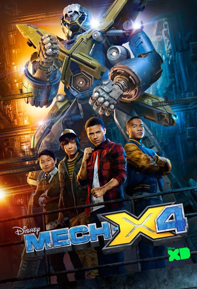 mech-x4-poster