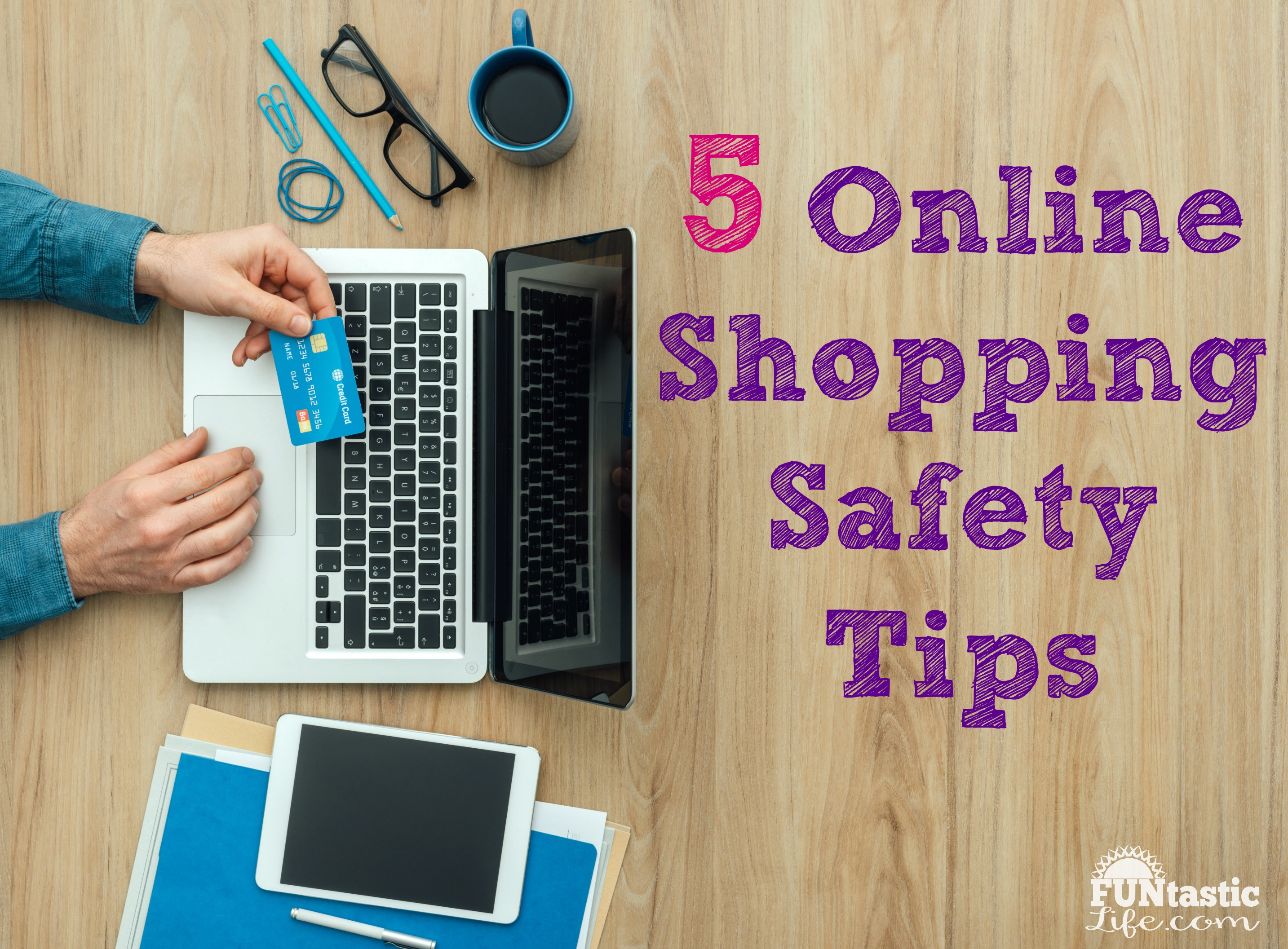 WISH TO KNOW More About Online Purchasing? Here You Go! 5-Online-Shopping-Safety-Tips