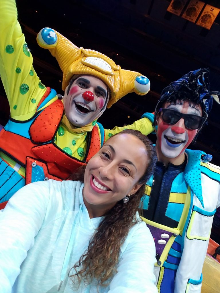 clowns-and-leanette-fernandez