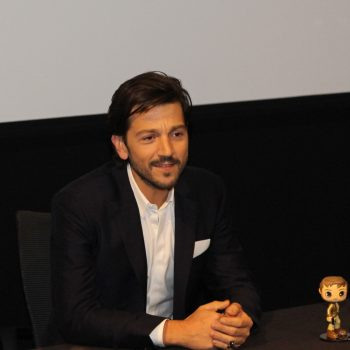 Rogue One: A Star Wars Story Interview with Diego Luna