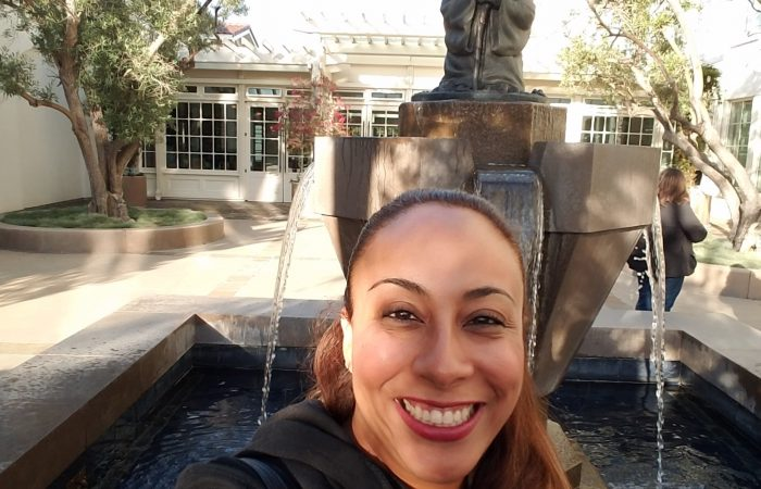 Visiting LucasFilm Headquarters for Rogue One: A Star Wars Story Fun!