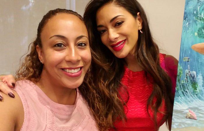 Moana Interview with Nicole Scherzinger