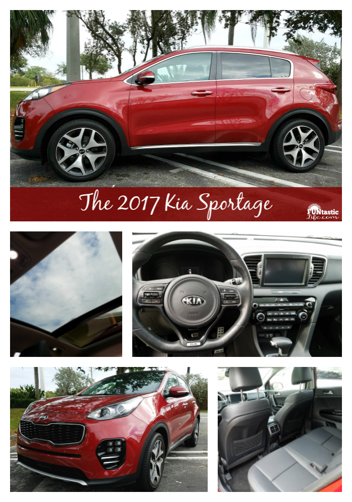 2017 Kia Sportage Collage