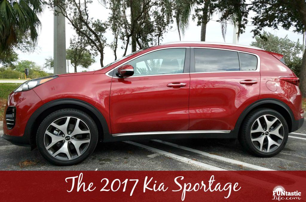 2017 Kia Sportage R