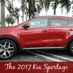 Road Tripping in the 2017 Kia Sportage