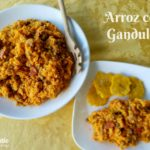 Arroz Con Gandules Recipe (Rice and Pigeon Peas)