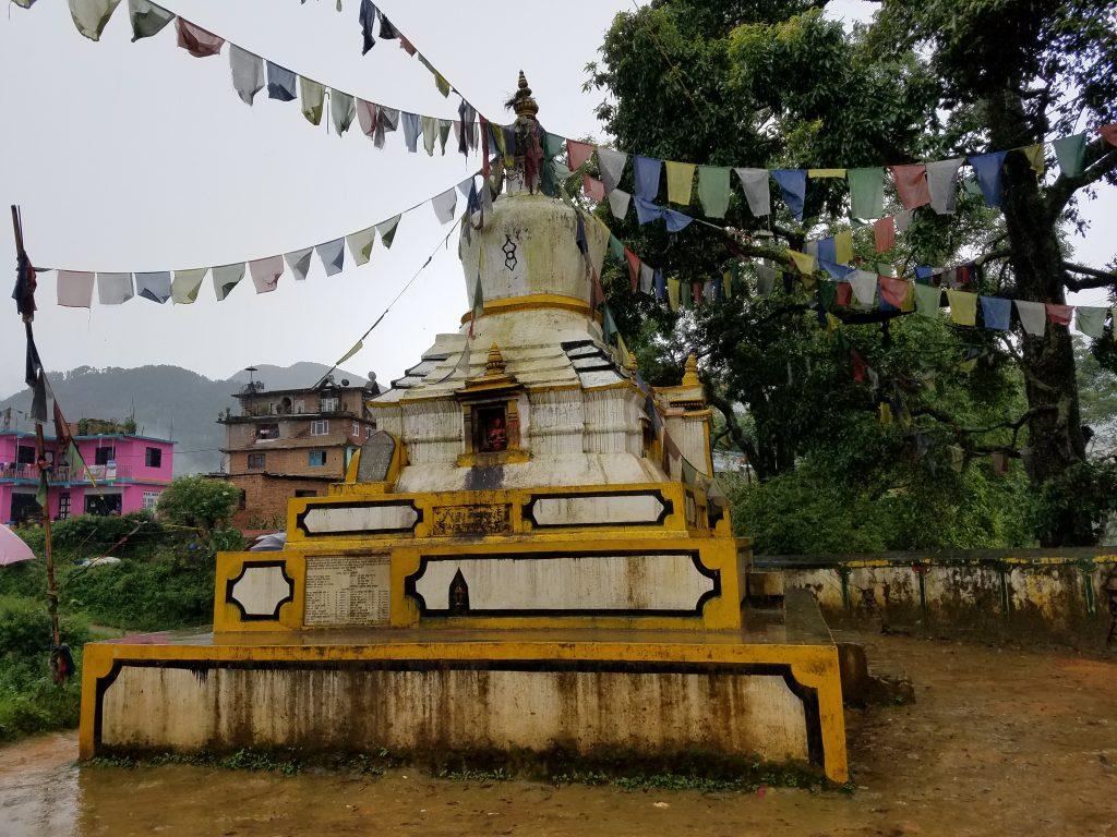 Bhurunchuli Village Statue