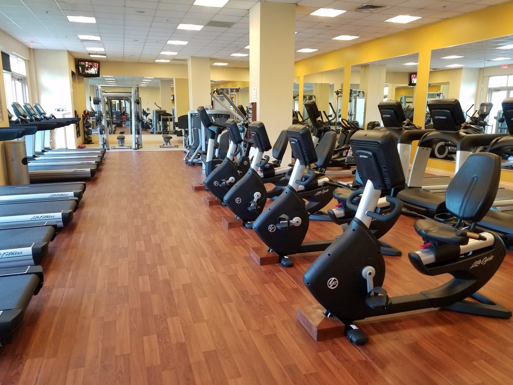 Hilton Orlando Bonnet Creek Fitness Center