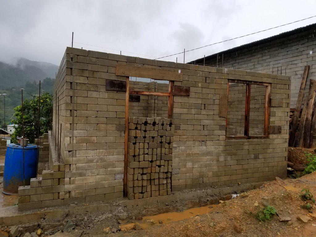 Rebuilding Bhurunchuli Village