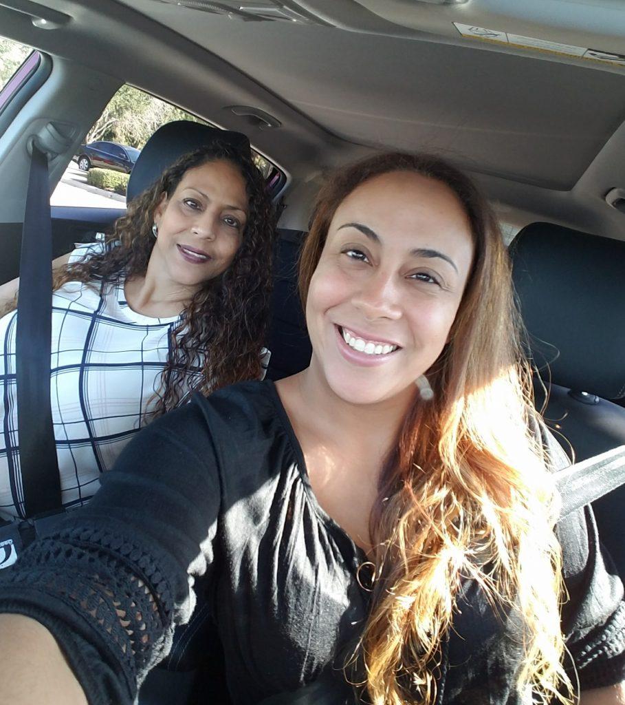 Road trip in the 2017 Kia Sportage