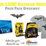 The LEGO Batman Movie Prize Pack Giveaway (Including a $50 Visa Gift Card)