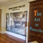 Wish Upon a Star: The Art of Pinocchio Exhibition at the The Walt Disney Family Museum