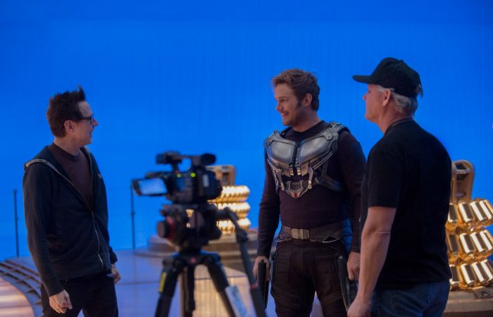 Guardians of the Galaxy Vol. 2 Interview with James Gunn