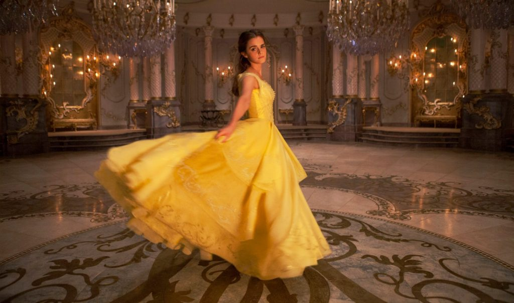 Beauty And The Beast - Belle's dress