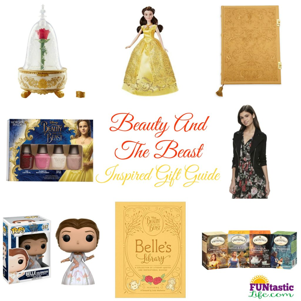 Beauty And The Beast Inspired Gift Guide