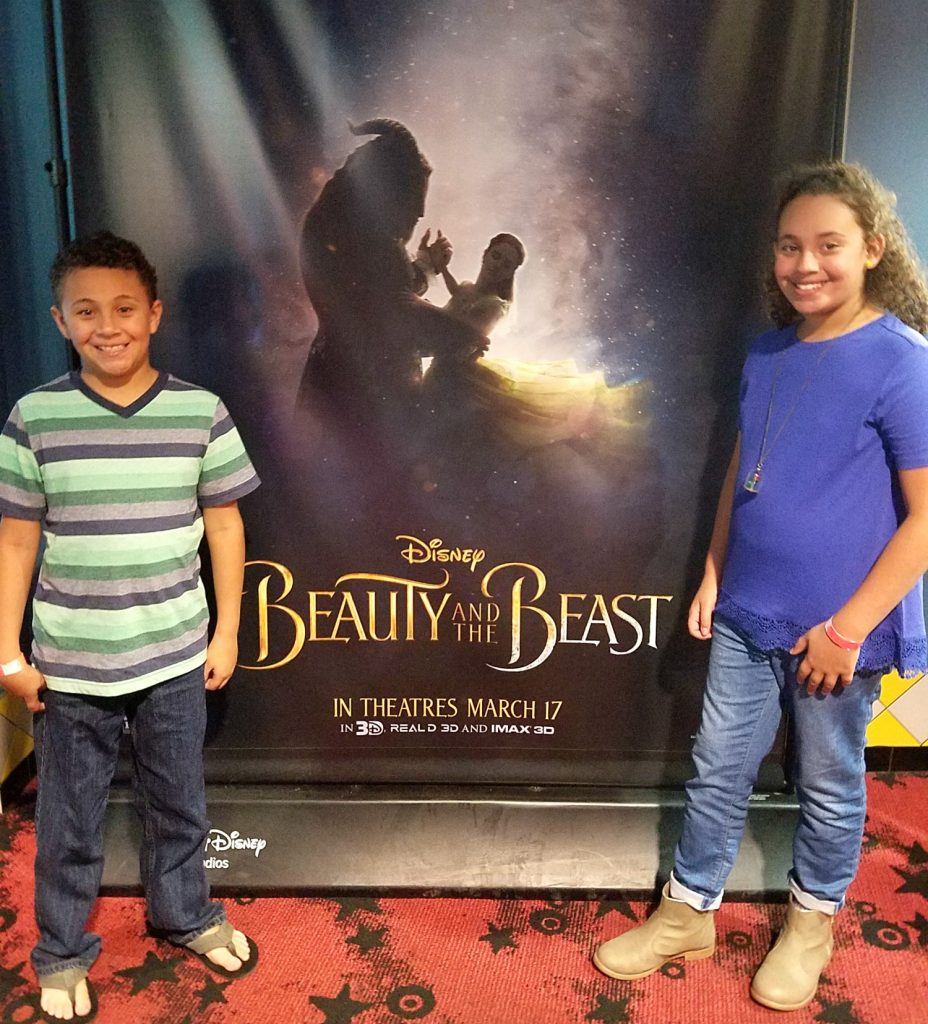 Beauty And The Beast Screening