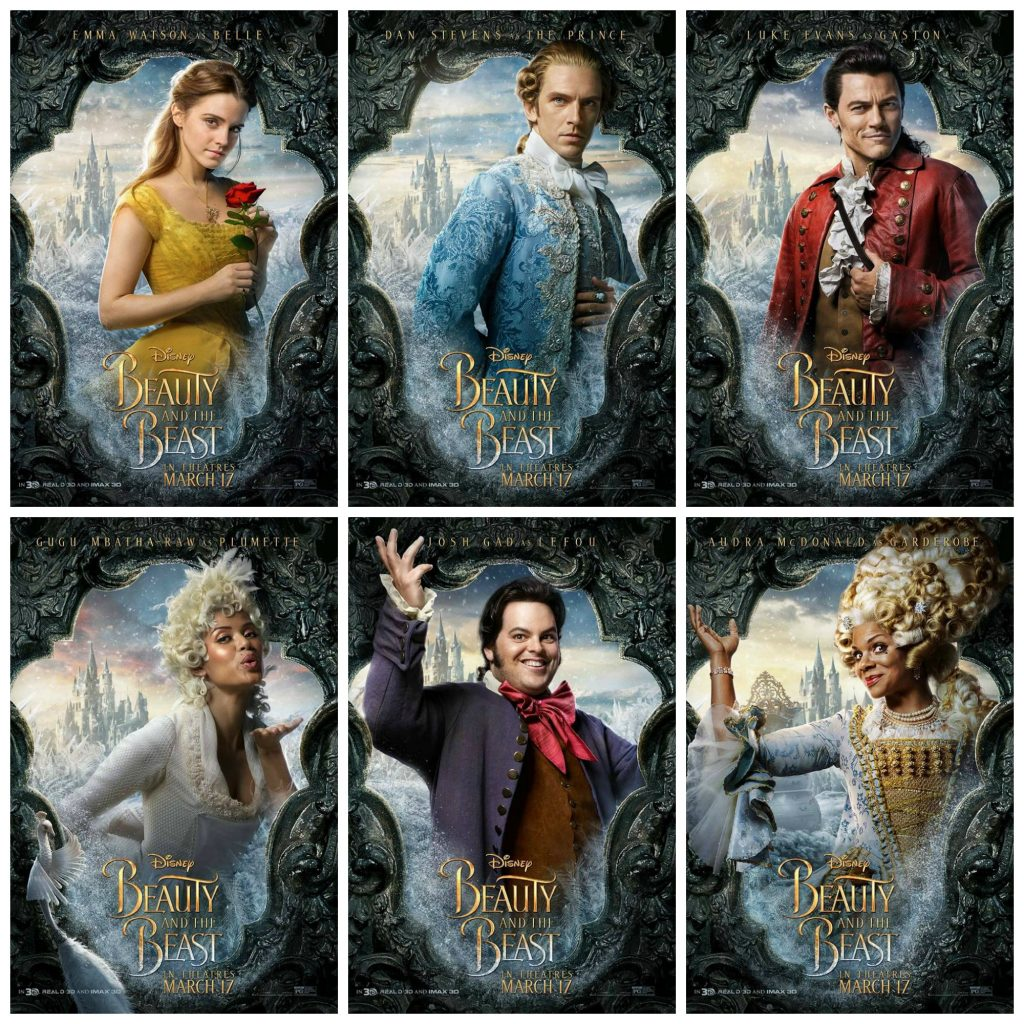 Beauty and the Beast Interview Line Up